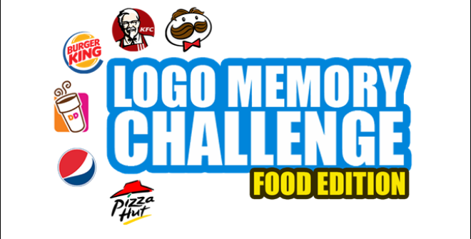 Logo Memory Food Edition
