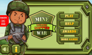 Mine War Heroic Sapper