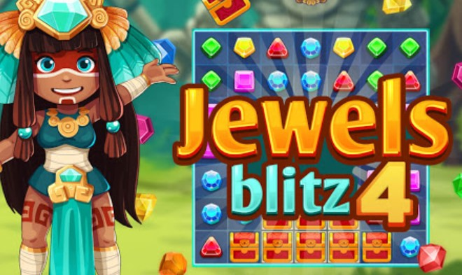 Jewels Blitz 4