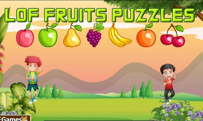 Lof Fruits Puzzle