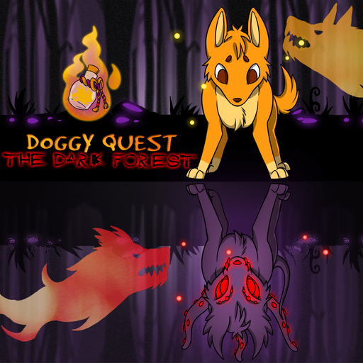 Doggy Quest – The Dark Forest